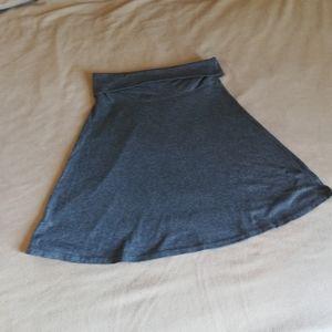 Stretchy light soft skirt